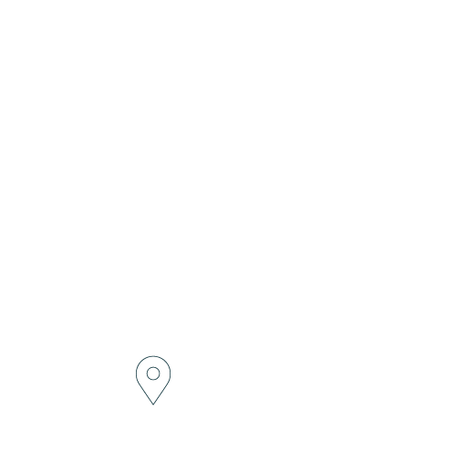 Map Of Ireland with Cork city marked